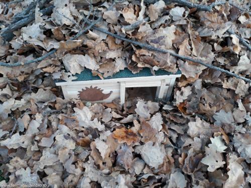 Adăpost pentru arici